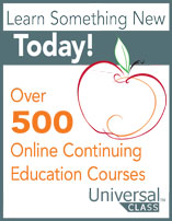 Learn Something New Today! Over 500 Online Courses - Universal Class